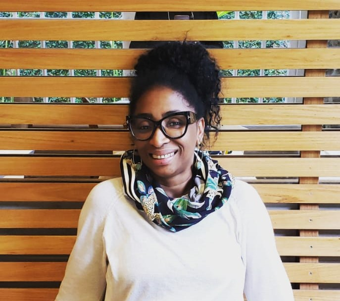 Claudia Miranda - Fundadora da Rede Carioca de Etnoeducadoras Negras